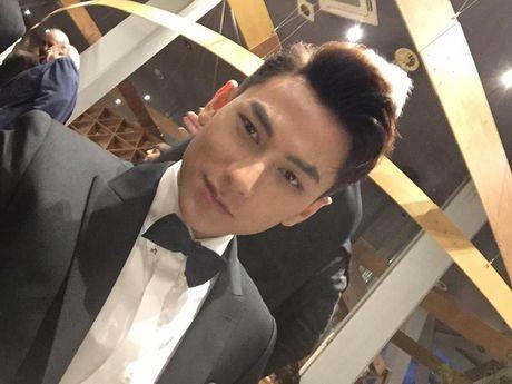 Isaac lich lam giua tham do lien hoan phim Busan - Anh 5