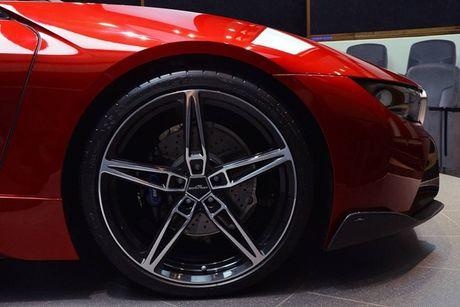 BMW i8 doc nhat vo nhi cua cong chua Abu Dhabi - Anh 3
