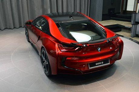 BMW i8 doc nhat vo nhi cua cong chua Abu Dhabi - Anh 4