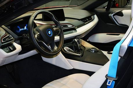BMW i8 doc nhat vo nhi cua cong chua Abu Dhabi - Anh 5