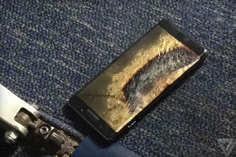 Samsung co the doi mat voi lenh thu hoi Note 7 lan 2 - Anh 1
