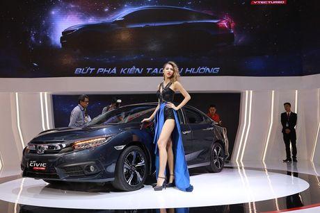 Civic moi va CR-V dac biet cua Honda Viet Nam - Anh 3