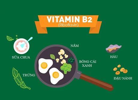 11 vitamin giup lan da trang min - Anh 2