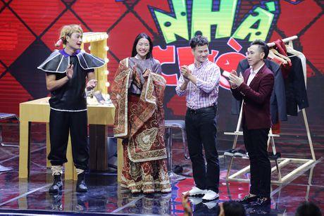 Truong Nhi 'li don' truoc thu thach cua Hoai Linh - Anh 1