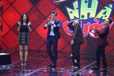Truong Nhi 'li don' truoc thu thach cua Hoai Linh - Anh 6