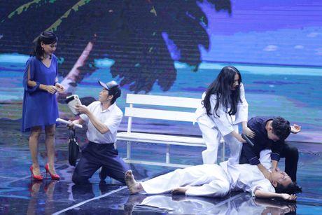 Truong Nhi 'li don' truoc thu thach cua Hoai Linh - Anh 7