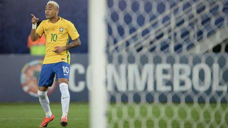 Neymar toa sang va do mau o chien thang 5-0 cua Brazil - Anh 16