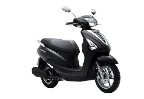 Yamaha Acruzo 2016 them mau moi, gia tu 35 trieu - Anh 1