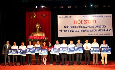 Vinamilk dong hanh voi chuong trinh Sua hoc duong - Anh 1