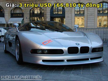 'Diem danh' 10 chiec BMW dat nhat trong lich su - Anh 2