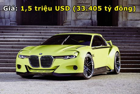 'Diem danh' 10 chiec BMW dat nhat trong lich su - Anh 3