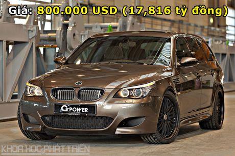 'Diem danh' 10 chiec BMW dat nhat trong lich su - Anh 8