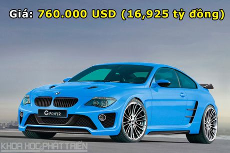 'Diem danh' 10 chiec BMW dat nhat trong lich su - Anh 9
