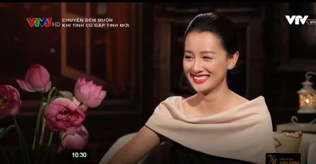 Phan ung cua MC Quynh Chi VTV khi 'dung' tinh cu cua nguoi yeu - Anh 1
