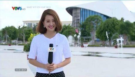 Phan ung cua MC Quynh Chi VTV khi 'dung' tinh cu cua nguoi yeu - Anh 2