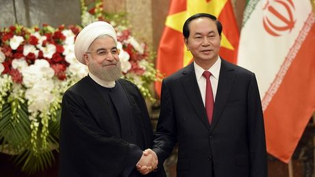 Viet Nam se xuat khau gao sang Iran - Anh 1