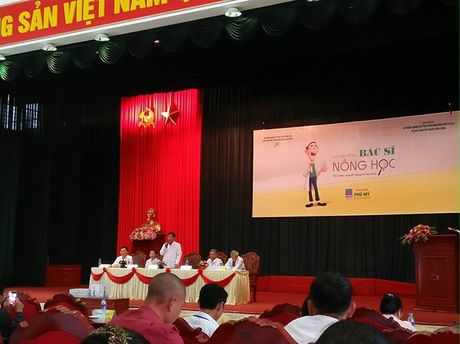 Bac sy nong hoc ve voi mien Bac - Anh 1