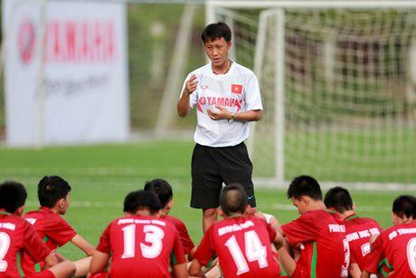 'Xuan Truong, Tuan Anh tien bo trong thay' - Anh 1