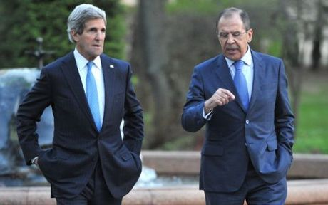Nga-My van trao doi thuong xuyen ve tinh hinh Syria - Anh 1