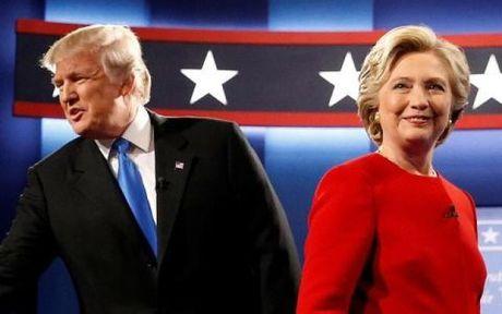 'So gang' Trump-Clinton lan 2: Co hoi 'phuc thu' cho ty phu Trump - Anh 1