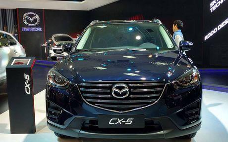 Nhieu mau xe Mazda moi 'do bo' vao VMS 2016 - Anh 10