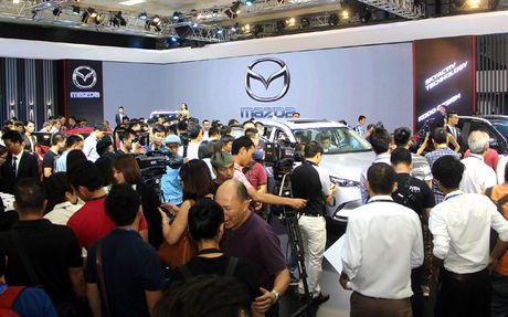 Nhieu mau xe Mazda moi 'do bo' vao VMS 2016 - Anh 12