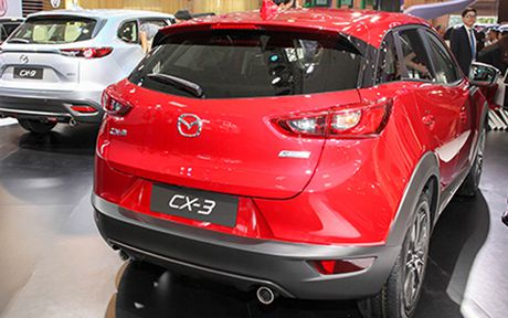 Nhieu mau xe Mazda moi 'do bo' vao VMS 2016 - Anh 3
