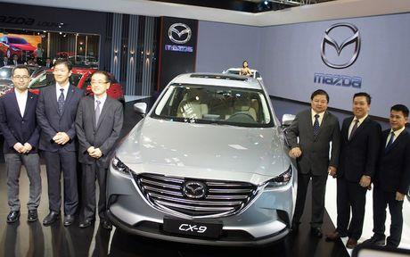 Nhieu mau xe Mazda moi 'do bo' vao VMS 2016 - Anh 7