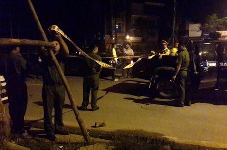 Can canh bat nghi pham 9x cua co tai xe taxi trong dem o Ha Noi - Anh 11