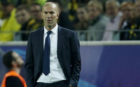 HLV Zidane: 'Toi khong so bi sa thai' - Anh 1