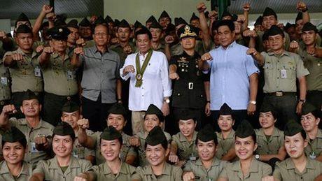 Quan doi Philippines co the ton tai ma khong can su ho tro cua My - Anh 1