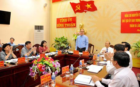 Can giam sat o nhiem moi truong nhiet dien Vinh Tan - Anh 1