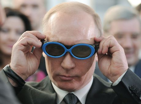 Nhung khoanh khac doi thuong cua Tong thong Nga Putin - Anh 11