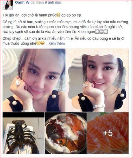 Vy Oanh khoe kim Cuong, Ha Ho-Ha Vi phai hoc? - Anh 3