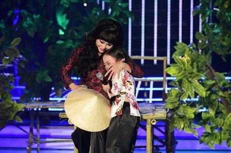 Vu Ha hoa than thanh Hong Nhung 'phien ban loi' - Anh 4