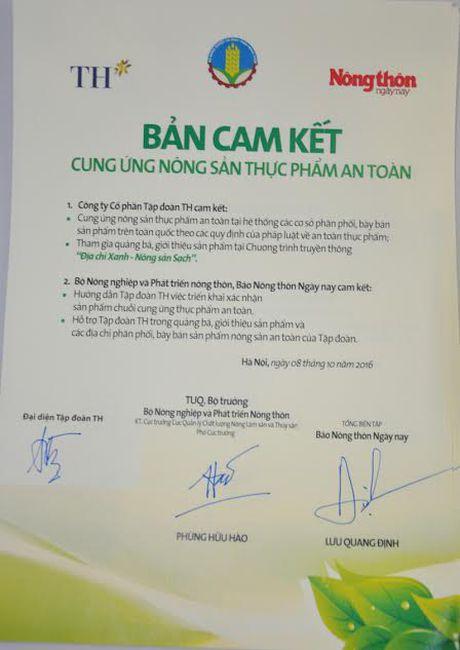 15 DN cam ket cung ung nong san thuc pham an toan toi nguoi dan - Anh 7