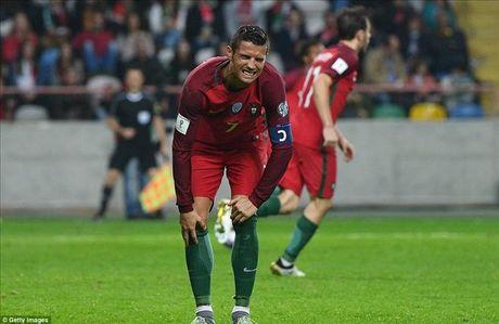 Cristiano Ronaldo ghi 4 ban, Bo Dao Nha nghien nat Andorra - Anh 5