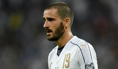 Juventus ra dieu kien de nha Bonucci cho Chelsea - Anh 1