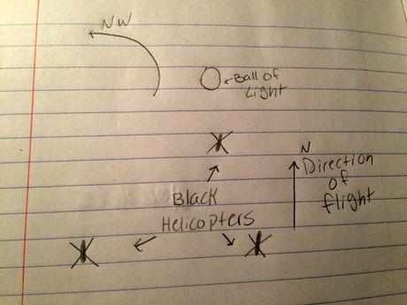 Nhan chung ke lai lan ba truc thang bam duoi theo UFO - Anh 3