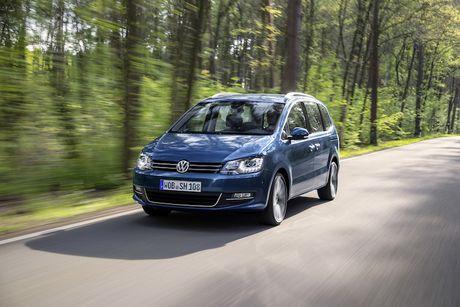 Volkswagen Sharan sap ve Viet Nam 'dau' Honda Odyssey - Anh 10