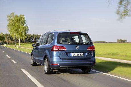 Volkswagen Sharan sap ve Viet Nam 'dau' Honda Odyssey - Anh 11
