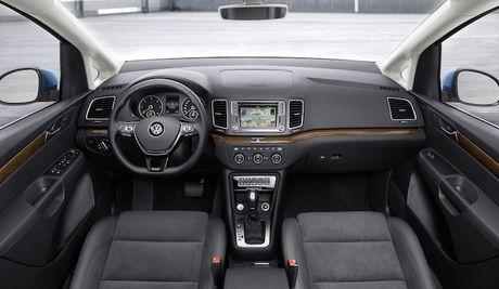 Volkswagen Sharan sap ve Viet Nam 'dau' Honda Odyssey - Anh 5