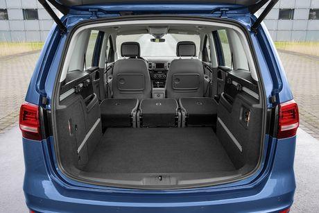 Volkswagen Sharan sap ve Viet Nam 'dau' Honda Odyssey - Anh 8