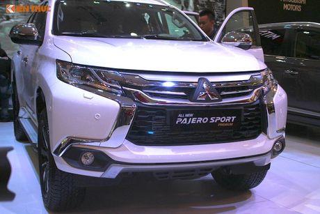 Mitsubishi Pajero Sport moi co gia tu 1,4 ty tai VN? - Anh 2