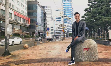 Slim V mang theo non la di trinh dien tai Asia Song Festival - Anh 4