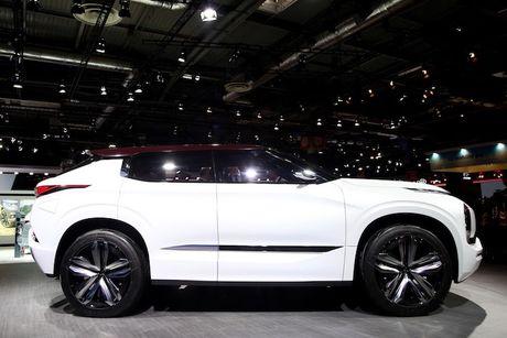 'Soi truoc' Mitsubishi Outlander 2018 qua GT-PHEV Concept - Anh 3