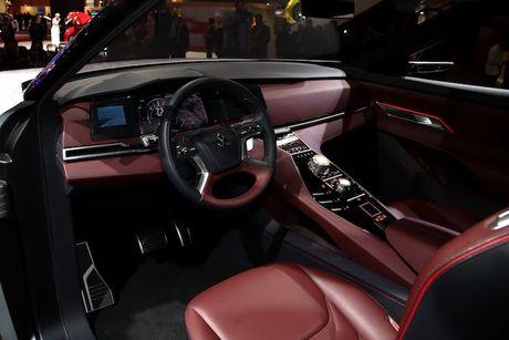 'Soi truoc' Mitsubishi Outlander 2018 qua GT-PHEV Concept - Anh 5
