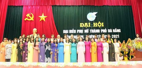 Ba Nguyen Thi Thu Ha duoc bau giu chuc Chu tich Hoi LHPN thanh pho Da Nang - Anh 1