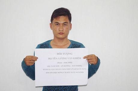 Quang Ninh: Ngan chan hang loat vu van chuyen ma tuy da va vu khi qua bien gioi - Anh 2