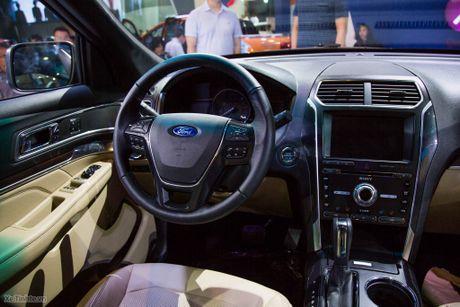 Ford Explorer ngon bo re gia 2 ty 180 trieu-10 tui khi, dong co Ecoboost, 7 cho rong rai - Anh 11